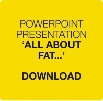 Powerpoint presentation All About Fat download